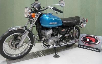 SUZUKI GT 500 A